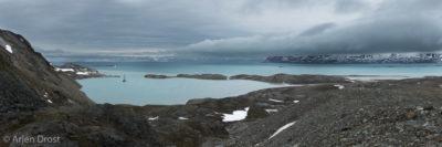 Hornbaekpollen, Liefdefjord