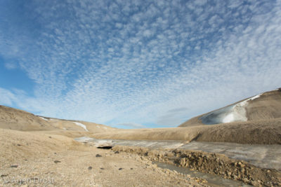 Polar desert, Palanderbukta, Spitsbergen