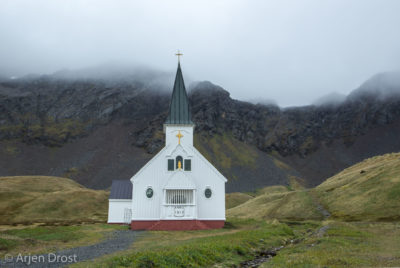 Church in Grytviken, South Georgia